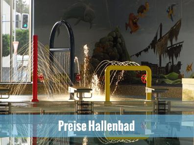 Preise Hallenbad