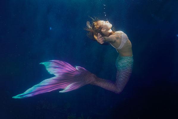 Meerjungfrauen Schwimmkurse am 23.11.